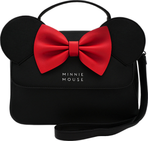 Minnie Ears and Bow Crossbody Bag Apparel