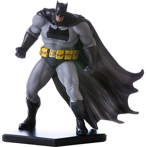 Iron Studios Batman The Dark Knight DLC Statue