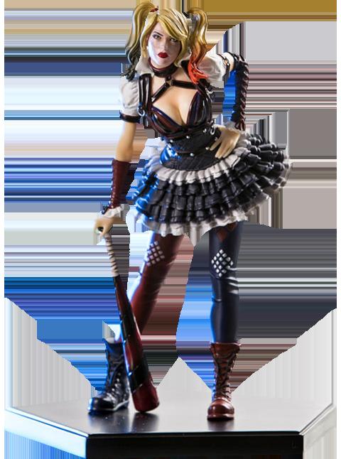 Iron Studios Harley Quinn Statue
