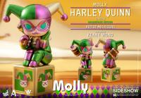 Gallery Image of Molly Harley Quinn Disguise Masquerade Version Collectible Figure