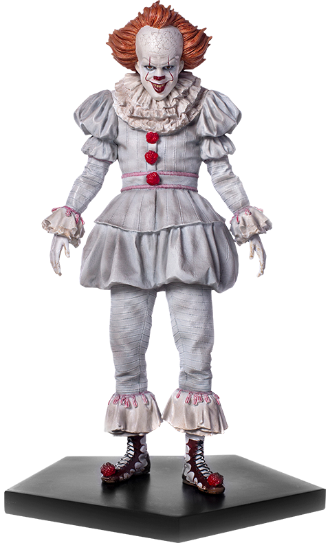 Iron Studios Pennywise Statue
