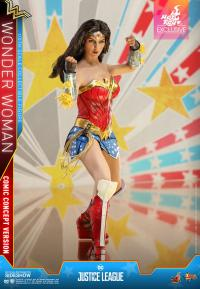 Gallery Image of Wonder Woman Comic Concept Version Sixth Scale Figure