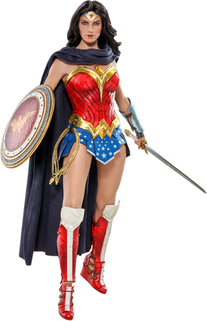 Wonder Woman Comic Concept Version Sixth Scale Figure