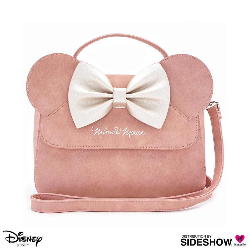 a0ec336077c Disney Minnie Ears   Bow Pink Crossbody Bag by Loungefly