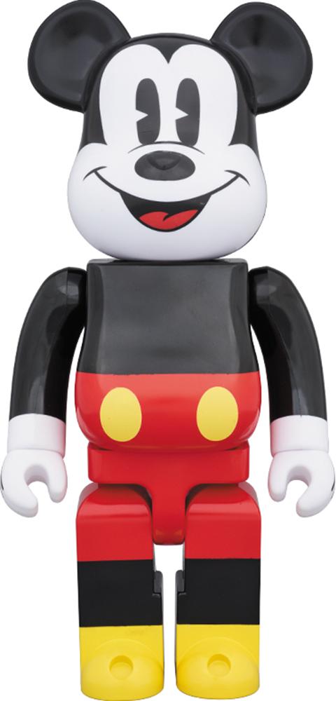 Medicom Toy Bearbrick Mickey Mouse 400 Figure