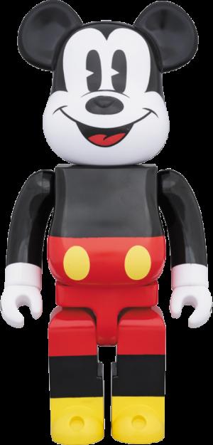 Bearbrick Mickey Mouse 400 Figure