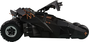 The Dark Knight RC Tumbler - Driver Pack Miscellaneous Collectibles
