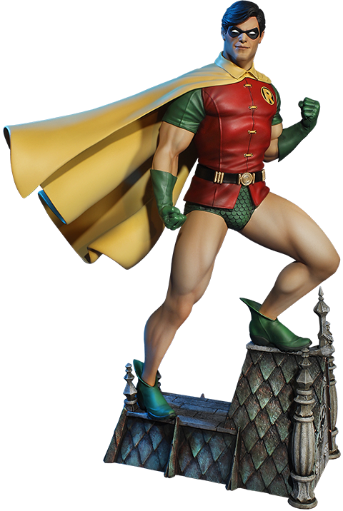Tweeterhead Super Powers Robin Maquette