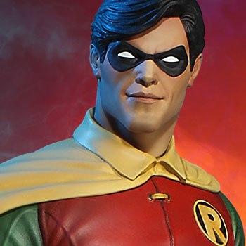 Super Powers Robin DC Comics Maquette