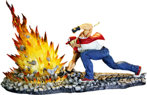 Terry Bogard The Lone Wolf Diorama