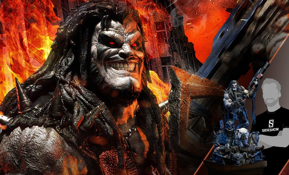 Gallery Feature Image of Lobo Statue - Click to open image gallery