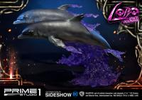 Gallery Image of Space Dolphins Statue
