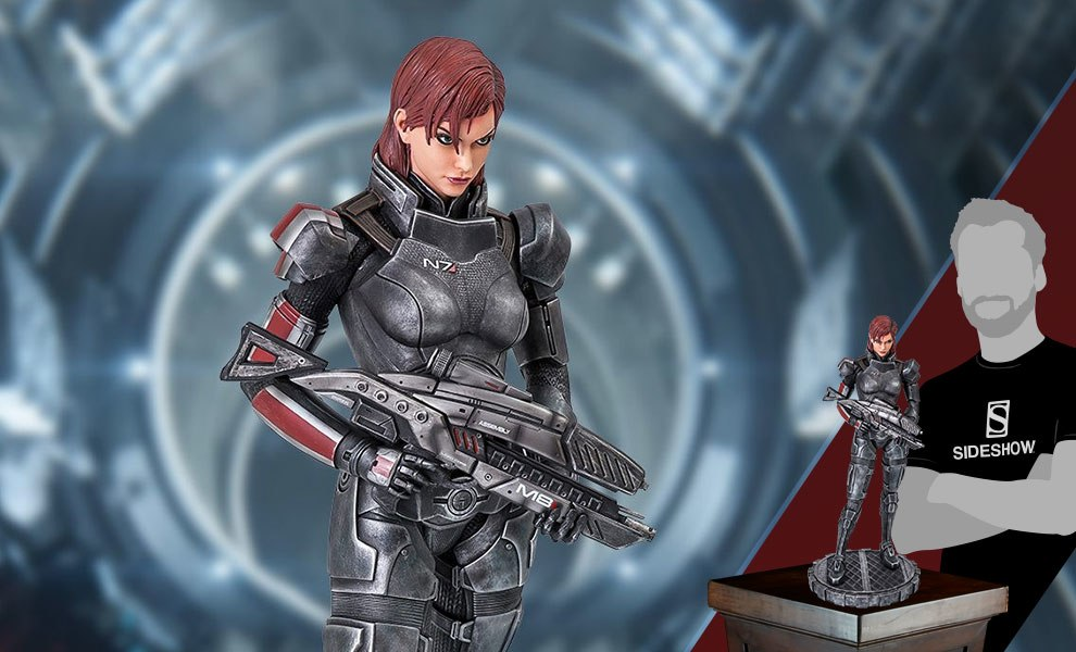 Gallery Feature Image of Femshep Statue - Click to open image gallery