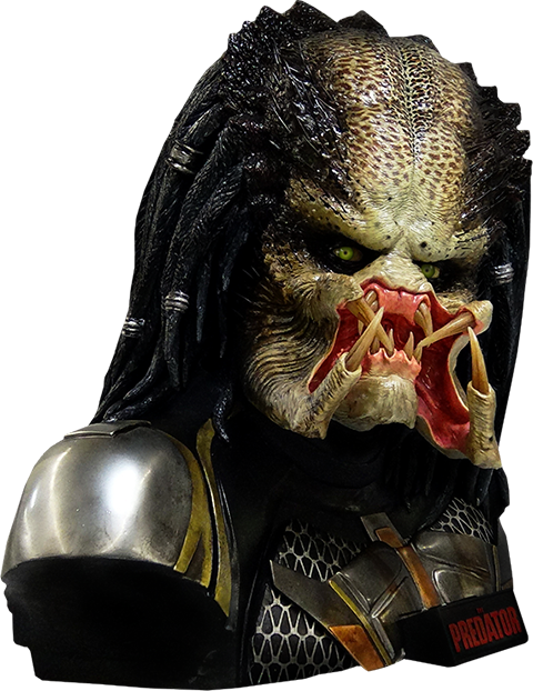 CoolProps Fugitive Predator Life-Size Bust