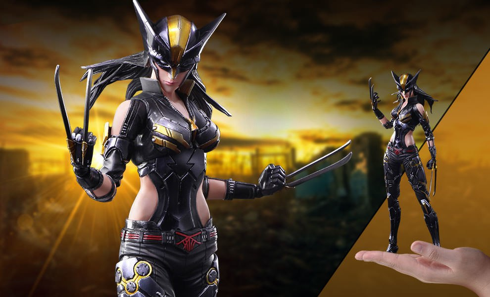 Gallery Feature Image of X-23 Collectible Figure - Click to open image gallery