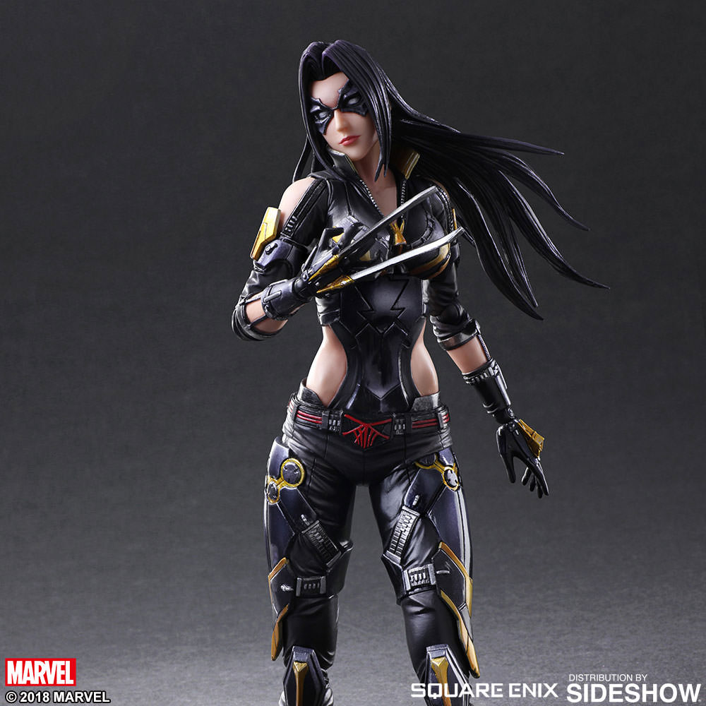 Marvel X-23 Collectible Figure by Square Enix | Sideshow ... X 23