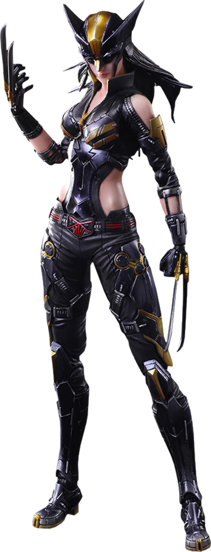 Square Enix X-23 Collectible Figure