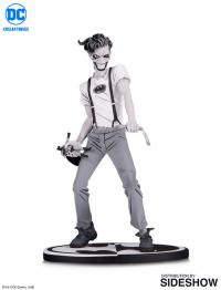 Gallery Image of White Knight The Joker Statue