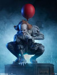 Gallery Image of Pennywise Maquette