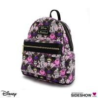 Gallery Image of Disney Villains Print Mini Backpack Apparel