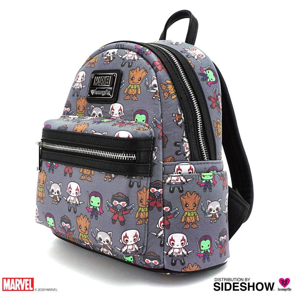 Marvel Guardians of the Galaxy Kawaii Mini Backpack Apparel ... 6416e5733938c