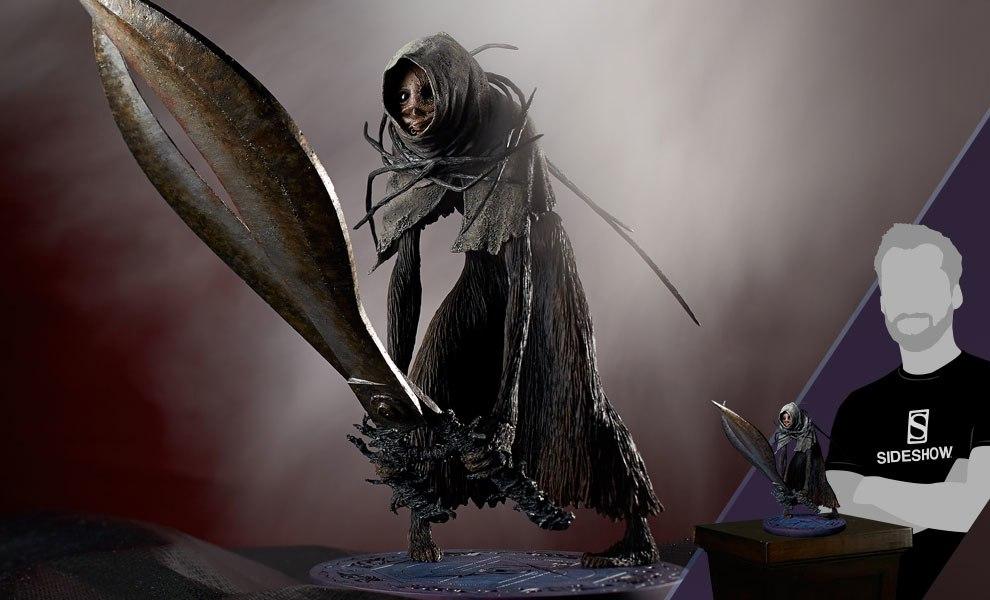 Gallery Feature Image of Scissorwalker Statue - Click to open image gallery