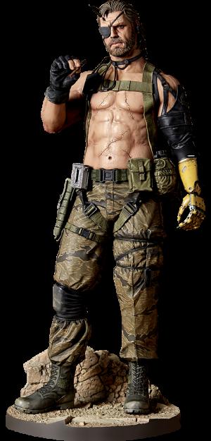 Venom Snake Play Demo Version Statue