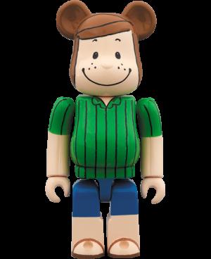 Bearbrick Peppermint Patty 100 Figure