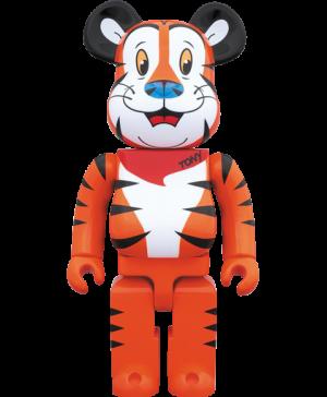 Bearbrick Tony the Tiger 1000 Figure