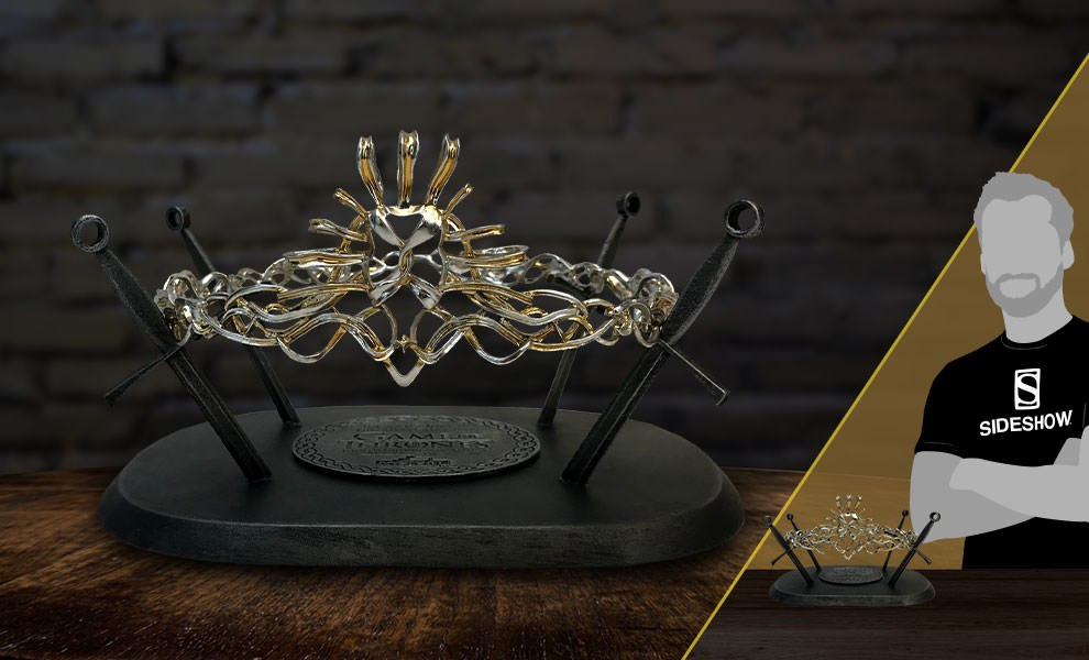 Gallery Feature Image of The Crown of Cersei Lannister Prop Replica - Click to open image gallery