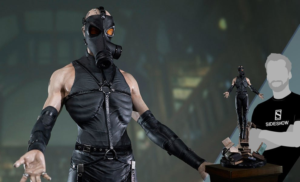 Gallery Feature Image of Psycho Mantis Statue - Click to open image gallery
