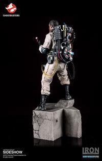 Gallery Image of Winston Zeddemore 1:10 Scale Statue