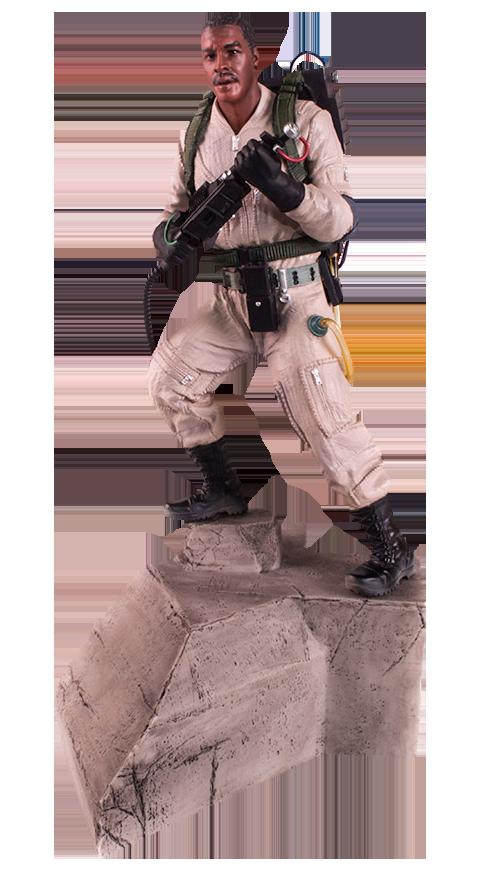 Iron Studios Winston Zeddemore 1:10 Scale Statue