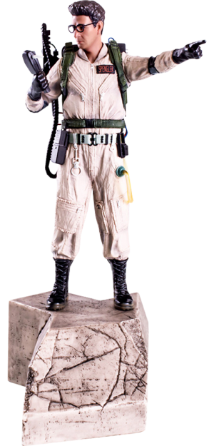 Egon Spengler 1:10 Scale Statue