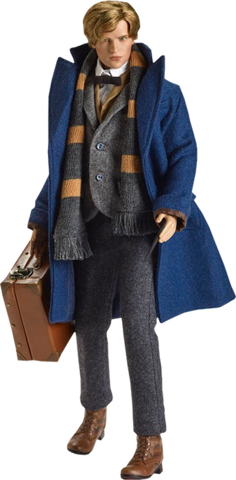 Tonner Doll Company Newt Scamander Doll