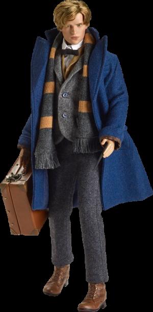 Newt Scamander Doll