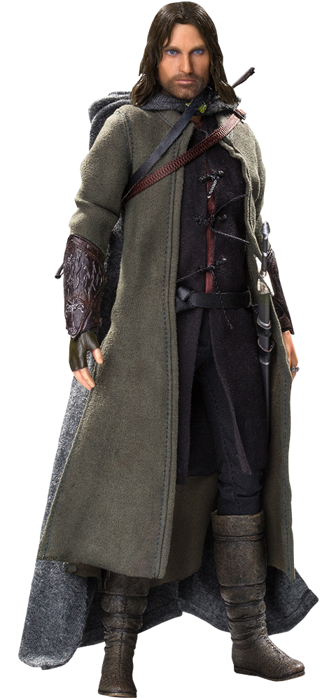 Star Ace Toys Ltd. Aragorn Deluxe Collectible Figure