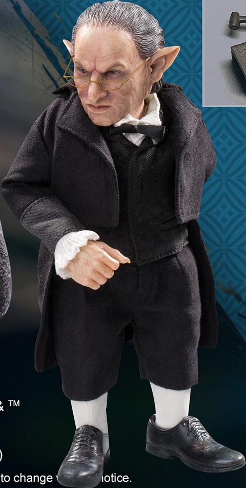 Star Ace Toys Ltd. Griphook 20 Sixth Scale Figure