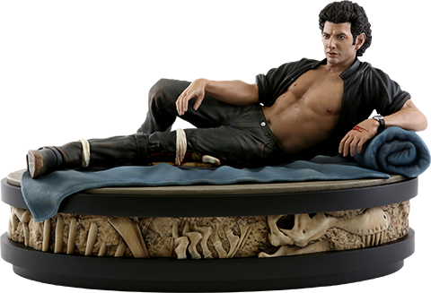 Chronicle Collectibles Ian Malcolm Statue