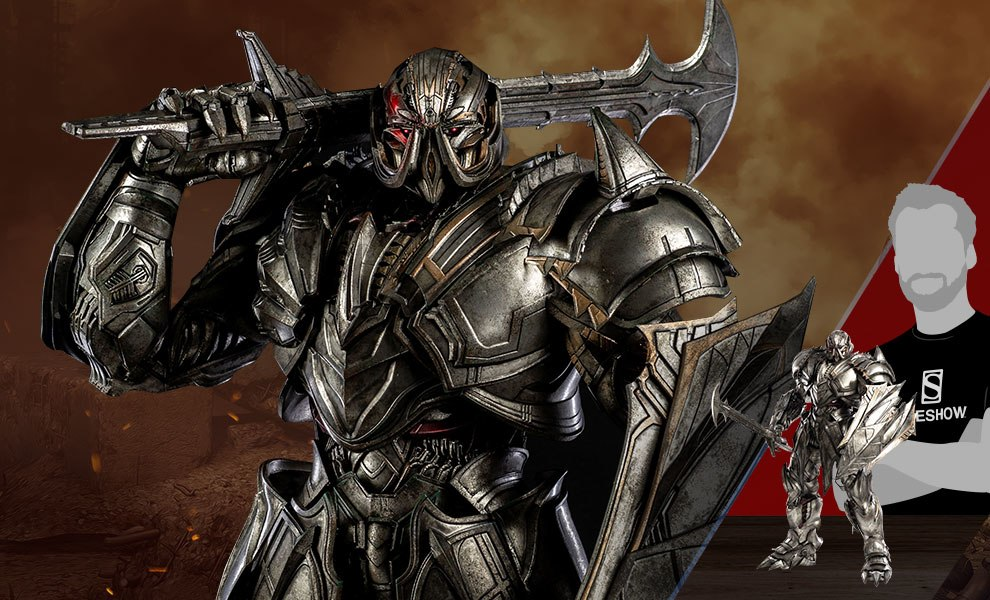Gallery Feature Image of Megatron Deluxe Version Premium Scale Collectible Figure - Click to open image gallery