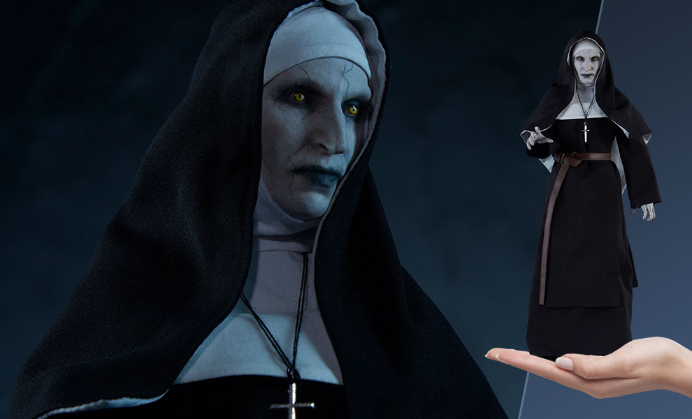Gallery Feature Image of The Nun Sixth Scale Figure - Click to open image gallery