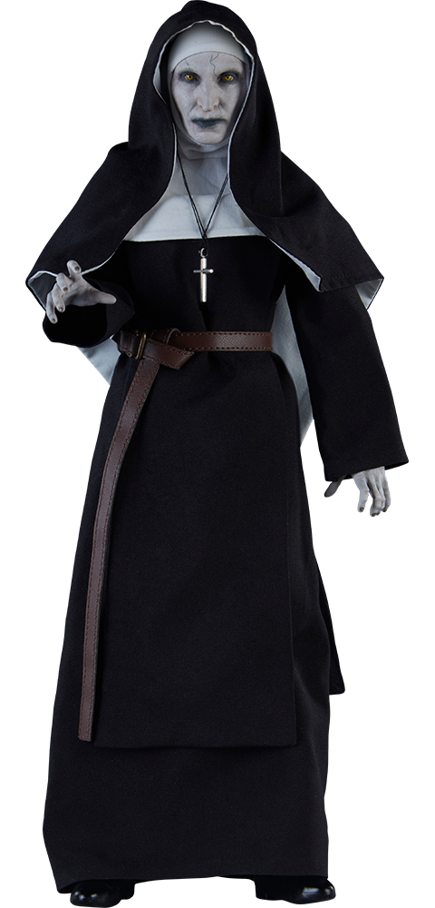 Quantum Mechanix The Nun Sixth Scale Figure
