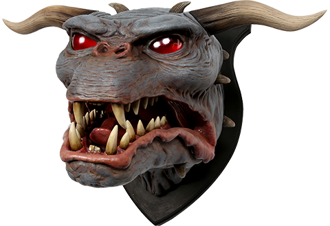Chronicle Collectibles Terror Dog Life-Size Bust