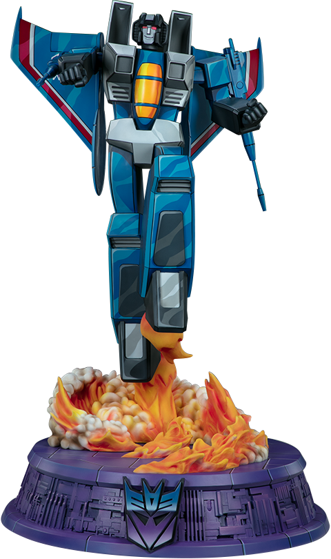 PCS Collectibles Thundercracker - G1 Statue