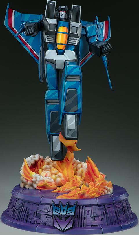 PCS Thundercracker - G1 Statue