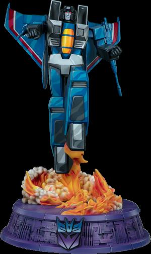 Thundercracker - G1 Statue
