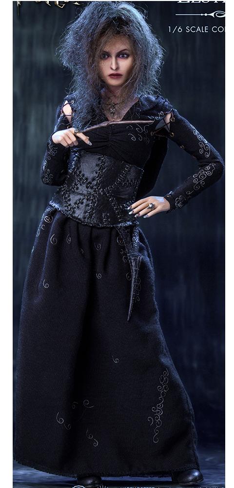 Star Ace Toys Ltd. Bellatrix Lestrange Sixth Scale Figure