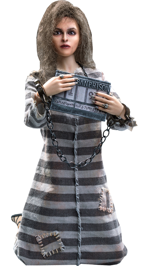 Star Ace Toys Ltd. Bellatrix Lestrange Prisoner Version Sixth Scale Figure