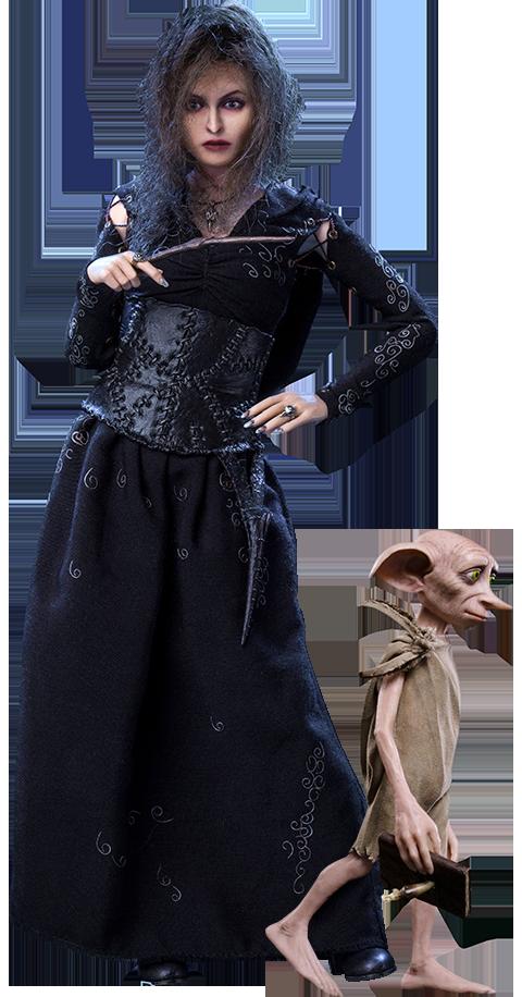Star Ace Toys Ltd. Bellatrix Lestrange Deluxe Twin Pack Sixth Scale Figure