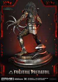 Gallery Image of Fugitive Predator Statue